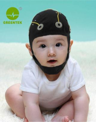 格林泰克婴儿脑电图帽